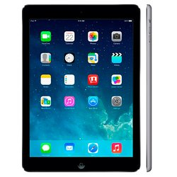 apple ipad air 128gb wi-fi + cellular space gray (космический серый) :::