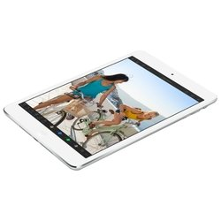 apple ipad mini 2 with retina display 32gb wi-fi + cellular silver (белый) :::