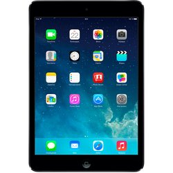 apple ipad mini 2 with retina display 128gb wi-fi + cellular space gray (космический серый) :::