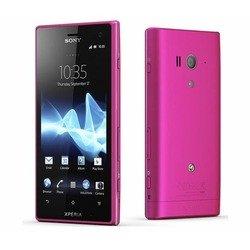 Sony Xperia Acro S LT26w (розовый) :
