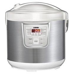 Lumme LU-1430 (белый/сталь)