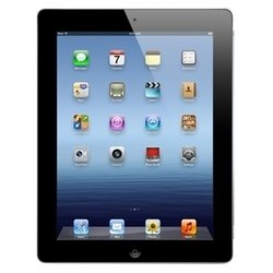 Apple iPad 4 32Gb Wi-Fi (черный) :