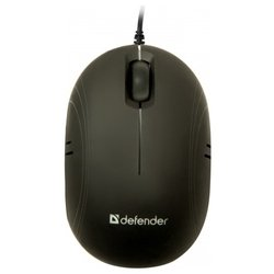 Defender Rainbow MS-770L Black Black USB