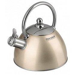 Чайник Rondell Nelke RDS-103 (2л, шампань)