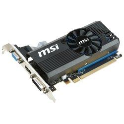 MSI Radeon R7 240 730Mhz PCI-E 3.0 4096Mb 1800Mhz 128 bit DVI HDMI HDCP