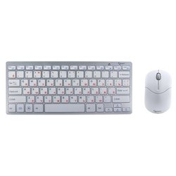 Gembird KBS-7001 White USB (белый)