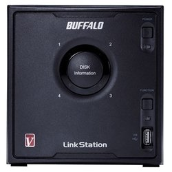 buffalo linkstation pro quad 8tb (ls-qv8.0tl/r5-eu)