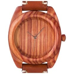 aa wooden watches s1 pink