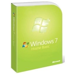 Операционная система Microsoft Windows 7 Home Basic SP1 32-bit Russian (F2C-01530)