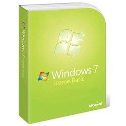 Операционная система Microsoft Windows 7 Home Basic SP1 64-bit Russian (F2C-01531)