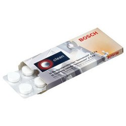 Таблетки для очистки кофе-машин Bosch Benvenuto, Krups, Jura, Siemens от эфирных масел (Bosch TCZ 6001)