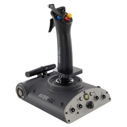 mad catz pacific av8r flightstick for pc and xbox 360