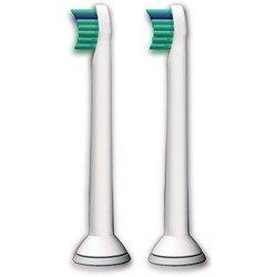 Детская сменная насадка для зубных щеток Philips DiamondClean, EasyClean, FlexCare, FlexCare+, HealthyWhite, HydroClean (HX 6022/07) (2шт)