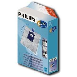 Мешок для сбора пыли для пылесосов Philips, Electrolux, Volta, Tornado, AEG-Electrolux (S-Bag Anti-Odor FC 8023/04) (4шт)