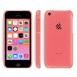 ����������� �����-�������� ��� apple iphone 5c (irual mesh shell irmsc200-mpk) (�������)