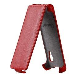 �����-���� ��� LG Optimus L5 II E450 (SmartBuy Full Grain) (�������)