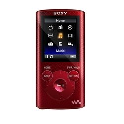 Sony NWZ-E384 (красный)