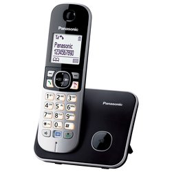 Panasonic KX-TG6811RUB (черный)
