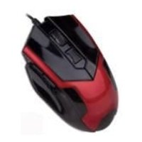 Aneex E-M3010 Black-Red USB