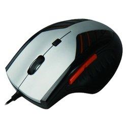 Aneex E-M0702 Silver-Black USB