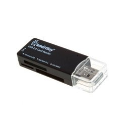 ��������� All in 1 USB 2.0 (SmartBuy SBR-749-K) (������)