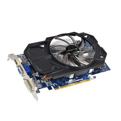 GIGABYTE Radeon R7 250 1050Mhz PCI-E 3.0 2048Mb 4600Mhz 128 bit DVI HDMI HDCP RTL