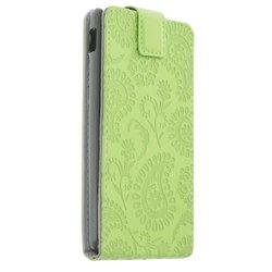 Чехол-книжка для Sony Xperia L C2105 (Gissar Pais 31640) (зеленый)