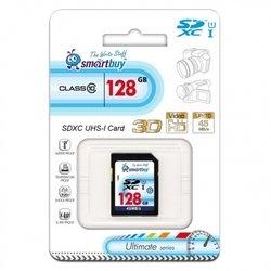 SmartBuy SDXC Class 10 128GB Ultimate (SB128GBSDHC10)