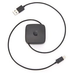 ����-������ lightning - usb ��� apple iphone 5, 5c, 5s, 6, 6 plus, ipad 4, air, air 2, mini 1, mini 2, mini 3 (griffin gc37871)