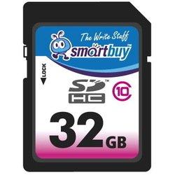 SmartBuy SDHC Class 10 32GB Ultimate Pro (SB32GBSDPrHC10)