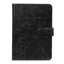 """Универсальный чехол-книжка для планшетов 8"""" (SmartBuy Business Time) (черный)"""