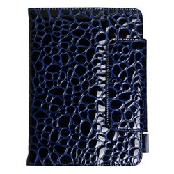 """Универсальный чехол-книжка для планшетов 7"""" (SmartBuy Stones) (темно-синий)"""