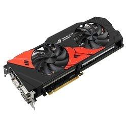 ASUS GeForce GTX 760 1006Mhz PCI-E 3.0 4096Mb 6004Mhz 512 bit 3xDVI HDCP