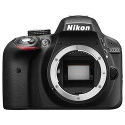 Nikon D3300 Body (black 24Mpx CMOS HD1080p 3' Li-ion)