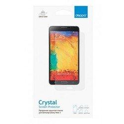 Защитная пленка для Samsung Galaxy Note 3 N9000, N9005 (Deppa 61261) (прозрачная)
