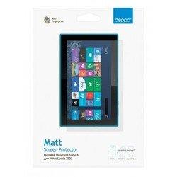 Защитная пленка для Nokia Lumia 2520 (Deppa 61273) (матовая)