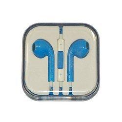 Наушники для Apple iPhone 4, 5 (Palmexx PX/EPH IPH4,5 SI) (синий)