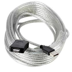 ������-���������� �������� � ����������, USB A (m) - USB A (f), USB2.0, 10� (Aopen ACU823-10M)