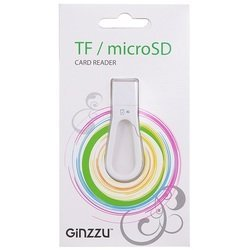 ��������� ��������� aii in 1, usb 2.0 (ginzzu gr-411w) (�����)