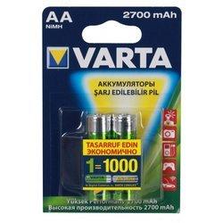 Аккумуляторная батарея АА (VARTA Professional 5706301402) (2700mAh, 2 шт)
