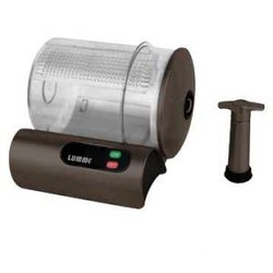 Вакуумный экспресс маринатор (LUMME LU-1800) (титан)