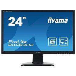 Iiyama ProLite B2483HS-1 (черный)
