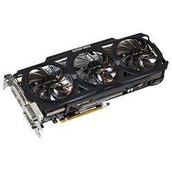 GIGABYTE Radeon R9 270X 1050Mhz PCI-E 3.0 4096Mb 5600Mhz 256 bit 2xDVI HDMI HDCP BF4 (GV-R927XOC-4GD-GA) (Retail)