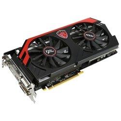 MSI Radeon R9 290 1007Mhz PCI-E 3.0 4096Mb 5000Mhz 512 bit 2xDVI HDMI HDCP
