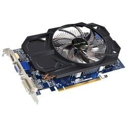 GIGABYTE Radeon R7 250 1100Mhz PCI-E 3.0 2048Mb 4600Mhz 128 bit DVI HDMI HDCP (GV-R725OC-2GI) (Retail)