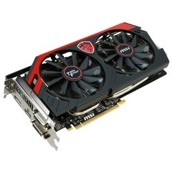 MSI Radeon R9 270X 1030Mhz PCI-E 3.0 4096Mb 5600Mhz 256 bit 2xDVI HDMI HDCP RTL