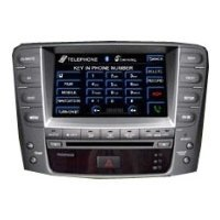 flyaudio fa039b02 lexus is300,350 2009