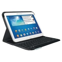 logitech ultrathin keyboard folio for samsung galaxy tab 3 10.1 black bluetooth