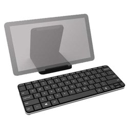 Microsoft Wedge Mobile Keyboard Black Bluetooth