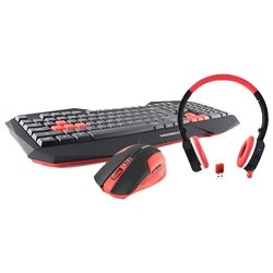 modecom mc-wgsc1 black-red usb